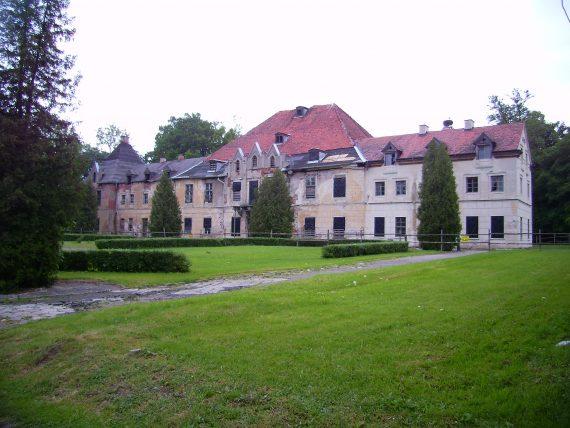 Schloss Steinort, Foto: B.Jäger-Dabek