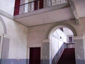 Schloss Dönhoffstädt - Treppenaufgänge, Foto: B.Jäger-Dabek