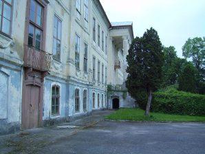 Schloss Dönhoffstädt - Fassade, Foto: B.Jäger-Dabek