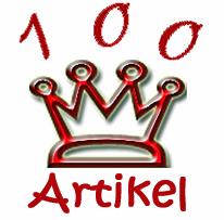 Der 100. Artikel, Bild: (c) B. Jäger-Dabek