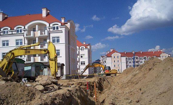 In Olsztyn wird investiert, Foto: Serdelll , CC BY 3.0