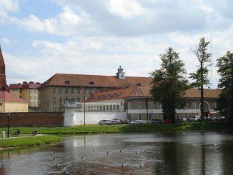 Gefängnis Barczewo, Foto: Lodzia69, CC-BY-SA-3.0