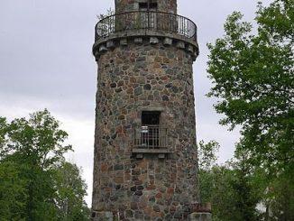 Bismarckturm Ostróda / Osterode