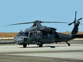 Amerikanischer Black Hawk-Hubschrauber, Foto: Alan Radecki, GFDL, CC-BY-SA-3.0,2.5,2.0,1.0