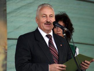 Gustaw Marek Brzezin, Marschall der Woiwodschaft Ermland-Masuren, Foto: Adka12, CC BY-SA 4.0