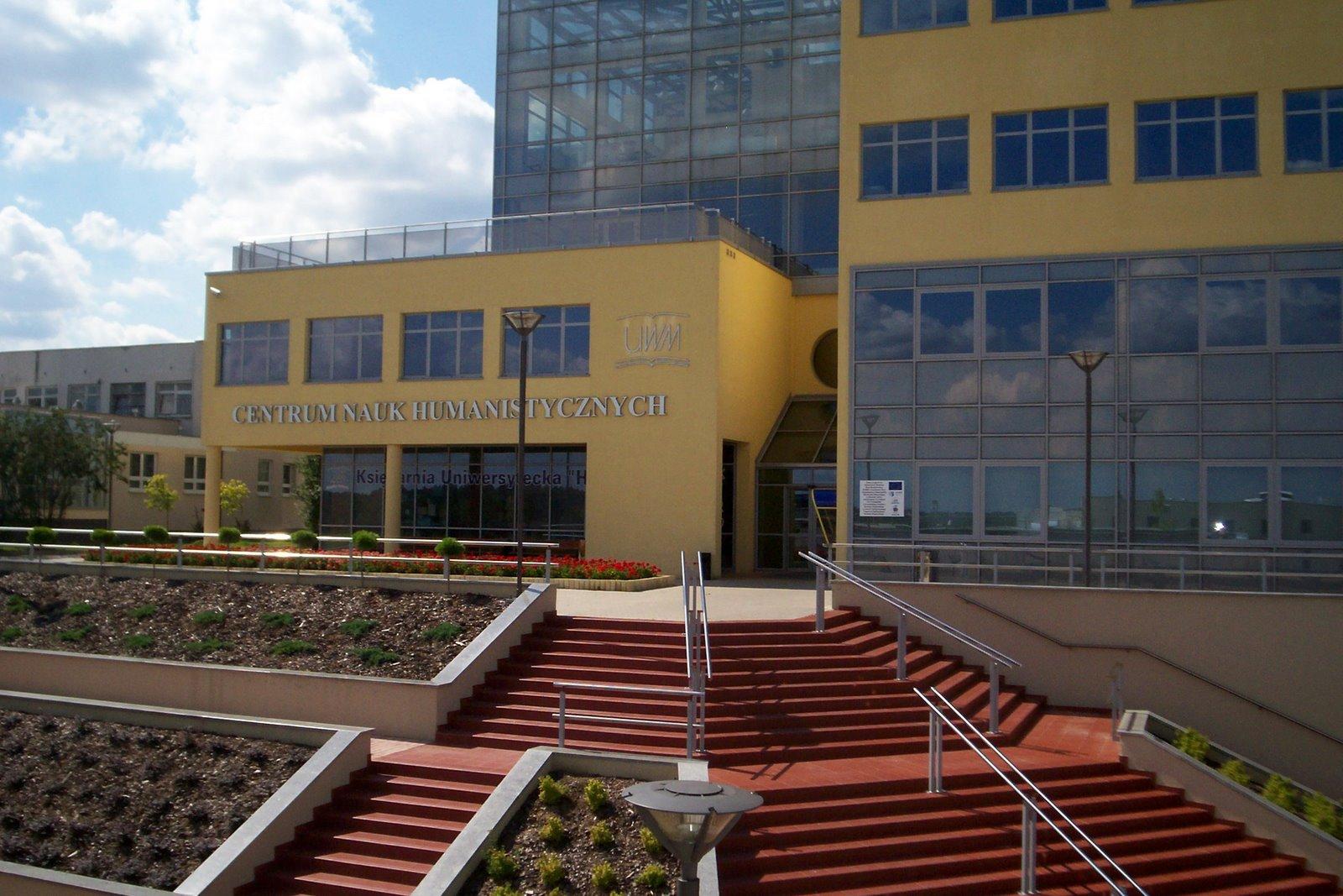 Humanistische Fakultät der UWM Olsztyn, Foto: Serdelll, CC BY 3.0