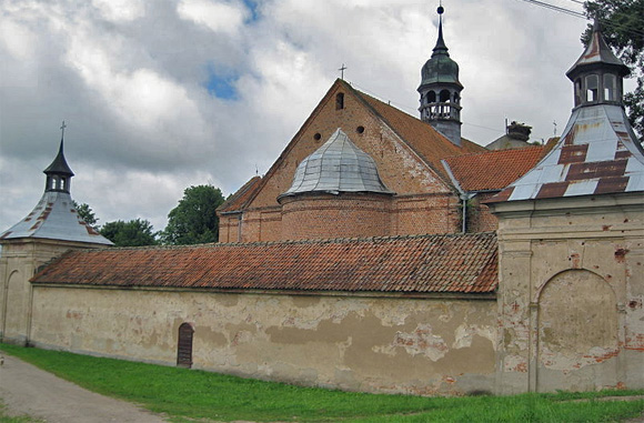 Die Wallfahrtskirche von Chwalęcin/Stegmannsdort, Ermland, Foto: Aniceta, CC-BY-SA-3.0-PL