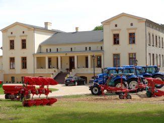 Die Moderne hat Einzug gehalten in Masurens Landswirtschaft, Foto: B.Jäger-Dabek