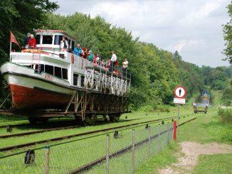 Oberlandkanal in West-Masuren, Foto: B.Jäger-Dabek