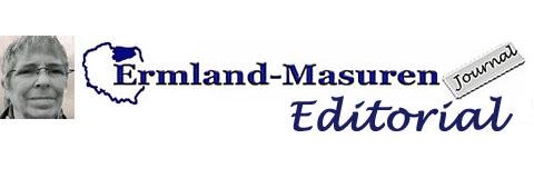 Editorial Ermland-Masuren Journal
