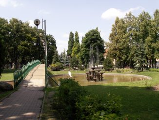 Kurpark in Gołdap, Foto: Rimantas Lazdynas, gemeinfrei