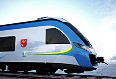 Neuer Zuge Impuls 37 WE für den Regionalverkehr, Foto: © newag.pl