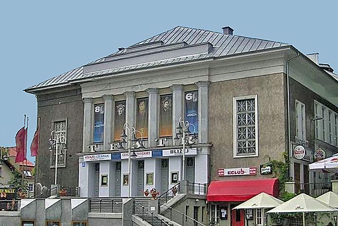 Stefan-Jaracz-Theater Olsztyb, Foto: Brigitte Jäger-Dabek