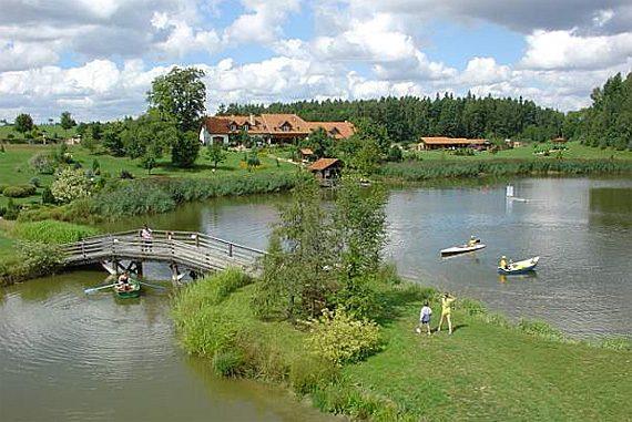 Urlaub auf dem Öko-Bauernhof bei Olecko (Treuburg), Foto: www.ekoturystyka.com