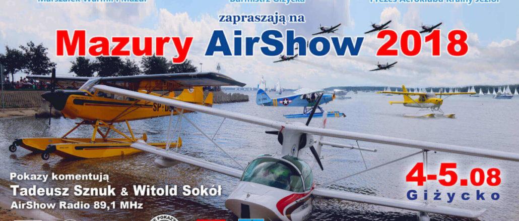 Mazury AirShow 2018, Foto: (c) mazuryairshow.pl