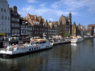 Danzig (Gdansk) Juwel an der Ostsee, Foto: B.Jäger-Dabek