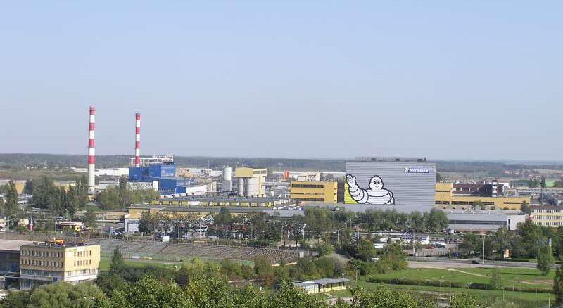 Reifenfabrik Michelin Stomil Olsztyn