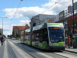 Olsztyn investiert in ökologisch orientierte Verkehrsinfrastruktur, Foto: ©B.Jäger-Dabek