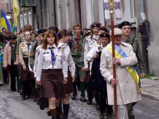 Marsch zum Andenken an die Akcja Wisła, Foto: Birczanin, public domain