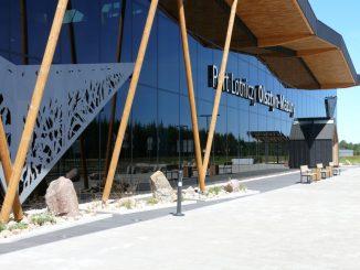 Flughafen Olsztyn-Mazury in Szymany, Masuren, Foto: (c) B. Jäger-Dabek