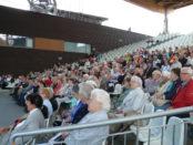 Sommerfest der deutschen Gesellschaften im Amphitheater von Ostróda, Foto: B.Jä