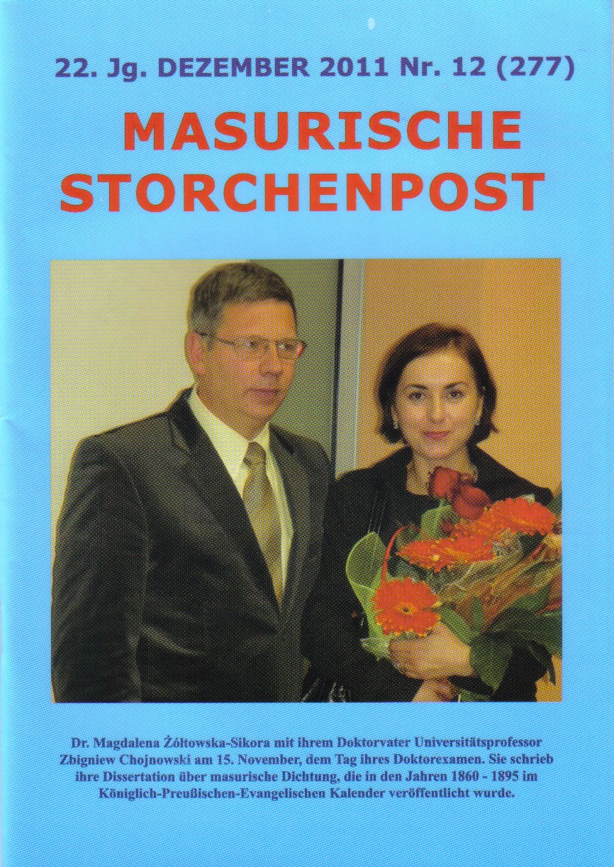 Masurische Storchenpost