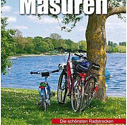 Mit dem Rad durch Masuren, Radreiseführer, Foto: (c) Cover Ostendorf-Verlag