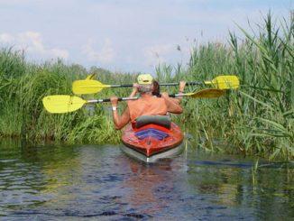 Wasserwandern auf der Rospuda, Foto: (c) AS-Tour