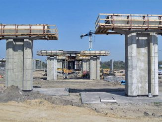 Bauarbeiten an der S7, Foto: Artur Andrzej, CC0 1.0