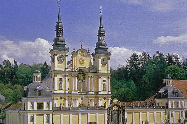 Wallfahrtskirche Heilige Linde/Swieta Lipka in Masuren, Foto: B. Jäger-Dabek
