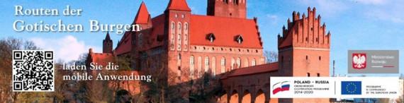 AppRoute der Gotischen BurgenPolen