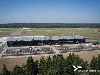 Flughafen Olsztyn-Mazury in Szymany, Foto: Pressematerial Port Lotniczy Olsztyn-Mazury