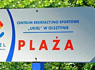 Sport- und Freizeitpark am Ukiel-See in Olsztyn