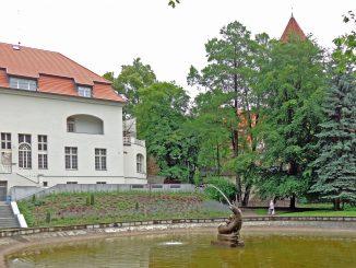 Die Villa Casablanca in Olsztyn, Foto: Brigitte Jäger-Dabek