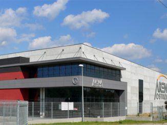 Die Expo Arena Mazury in Ostróda, Foto: © B.Jäger-Dabek