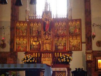 St. Jakobikirche, Dom von Olsztyn / Allenstein, Foto: B. Jäger-Dabe