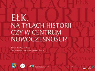 Ausstellungsplakat Historisches Museum Lyck / Elk, Masuren