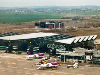 Gdańsk (Danzig), Flughafen Lech Wałęsa, Foto: Mariusz Nasieniewski, CC BY-SA 3.0