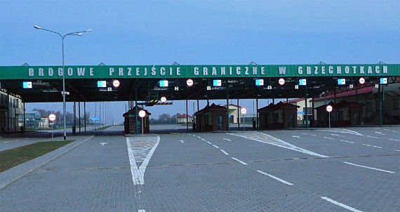Grenzübergang Grzechotki bald wieder belebter? Foto: © Woiwodschaftsamt vonErmland und Masuren