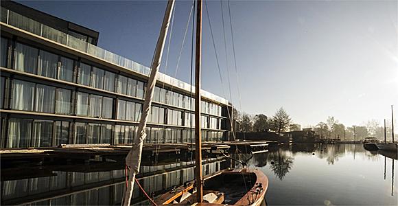 Olsztyn Neuer Sportpark Und Przystan Hotel Spa Am Okullsee