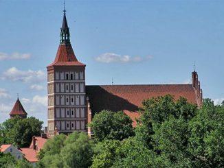 Olsztyn (Allenstein) St.Jakobikirche, Foto: Umix, CC BY-SA 3.0