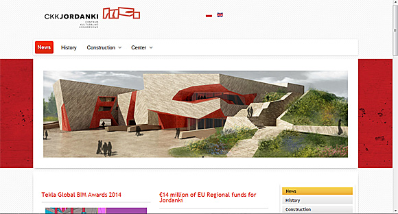 Screenshot Website Jordanki Toruń, Foto: © www.jordanki.torun.pl