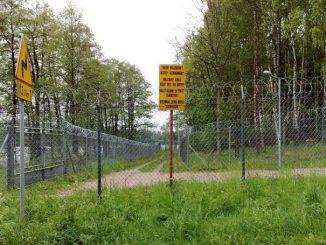 Geheimes CIA-Gefängnis Stare Kiejkuty, Foto: B.Jäger-Dabek