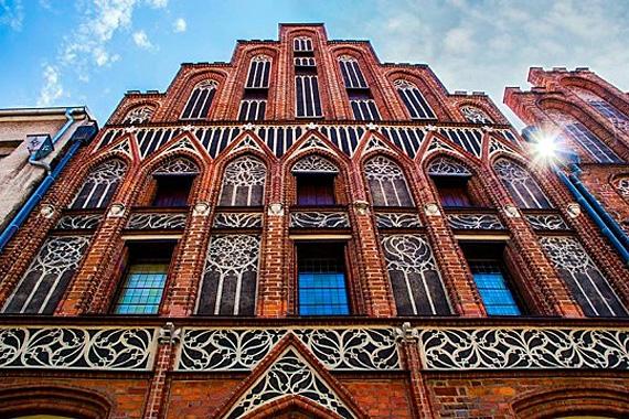 Kopernikushaus in Thorn, Foto: © POT