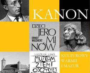 Kulturkanon für Ermland und Masuren gewählt, © www.borussia.pl
