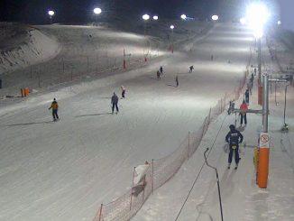 Skianlage Kurza Góra Foto: WebCam kuzagora.pl