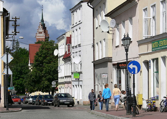 Landsberg / Górowo Iławieckie will Kurort werden, Foto: Macdriver (Bartek Wawraszko) , CC BY-SA 3.0