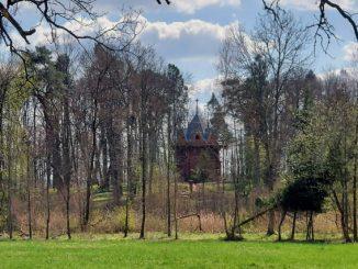 Lehndorff Kapelle Steinort Sztynort