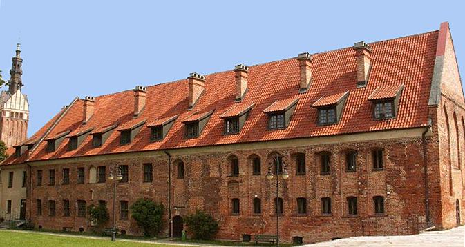 Archäologisches Museum Elbing, Foto: Brigitte Jäger-Dabek