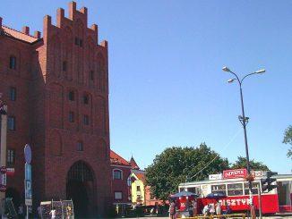 Sollen bald wieder fahren: Straßenbahnen in Olsztyn, Foto: Brigitte Jäger-Dabek